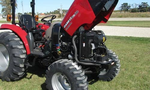 Key Features of the Farmall C Compact Series Tractor