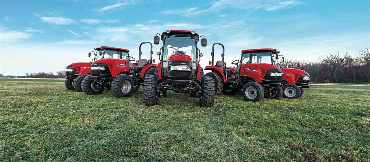 Farmall Compact Tractor : Compact farmall c series tractors case ih
