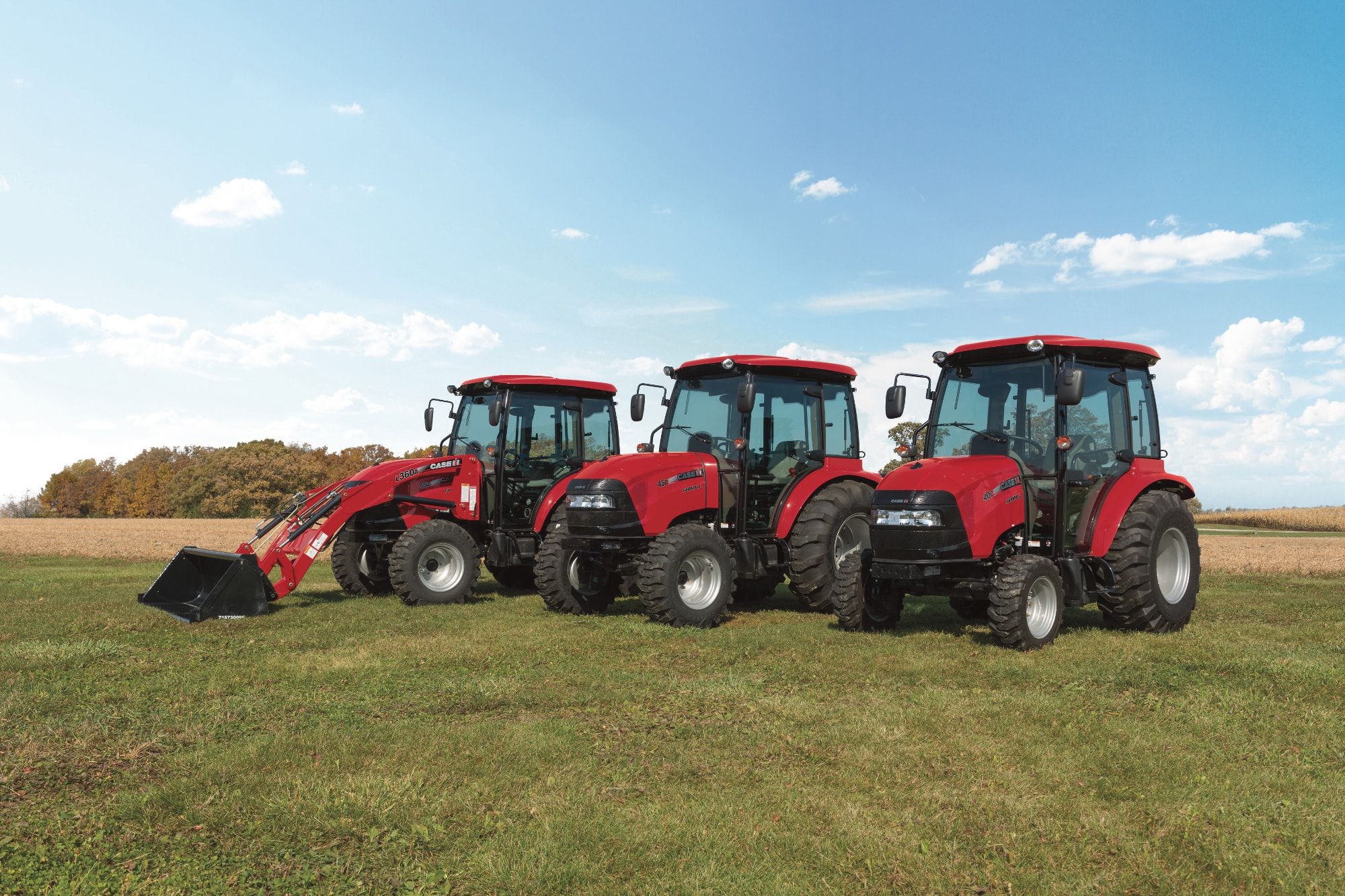 A Compact Tractor at a Compact Price, Without Sacrificing Features.