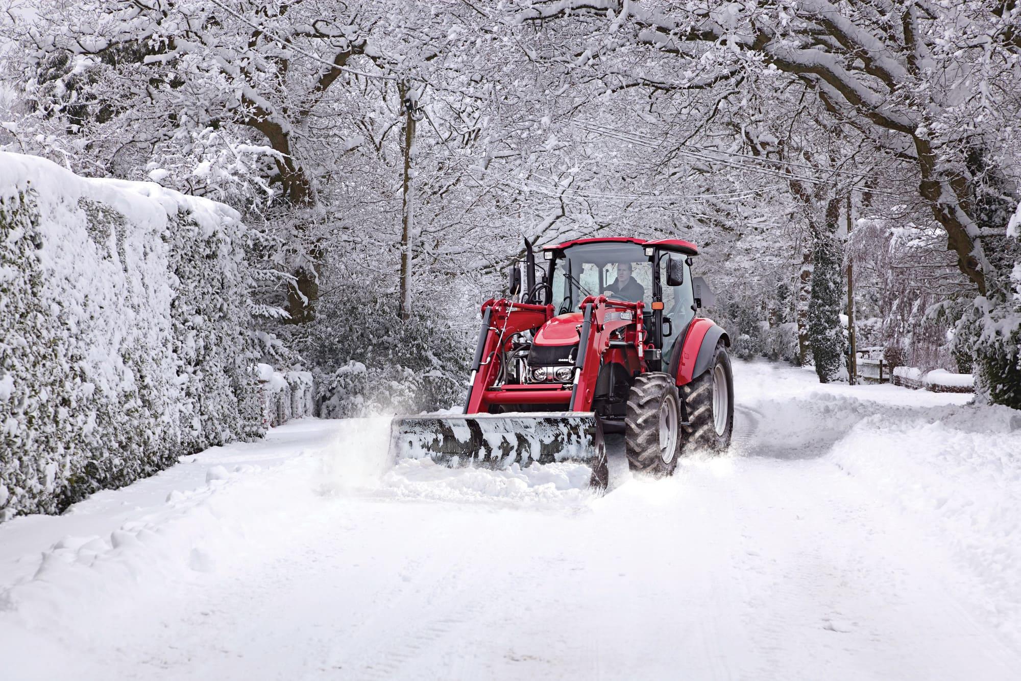 Farmall 75C | Utility Tractors | Case IH
