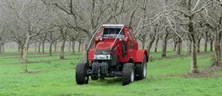 Optional Farmall C Series Orchard Cab