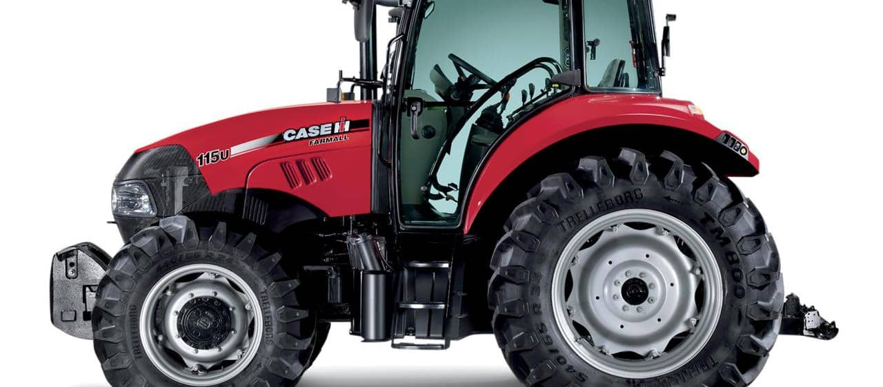 Utility Farmall U Series | Small Tractors | Case IH