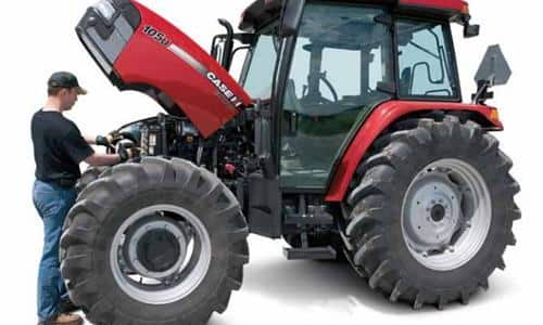 Farmall U Tractors Are Designed to Keep Uptime at a Maximum and Your Costs Down