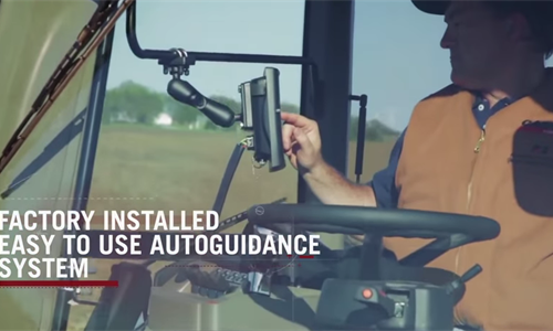 A Tractor that Works with the Tools and Technologies You Need