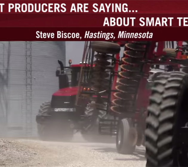 Case IH Smart Technology: Delivering Improved Fuel Efficiency