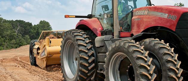 escort 340 tractor specification