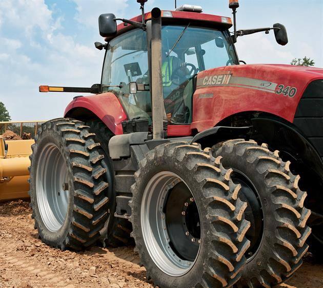magnum 340 rowtrac pull scraper tractor case ih. Black Bedroom Furniture Sets. Home Design Ideas