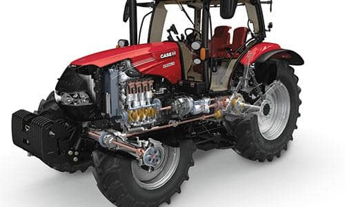 maxxum series row crop multipurpose tractors case ih
