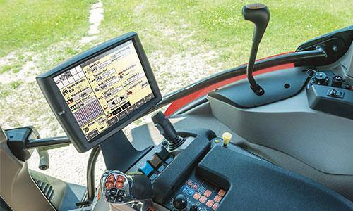 Integrated Precision Farming Technology