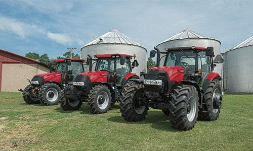 Customize Your Maxxum Tractor to Meet Your Needs