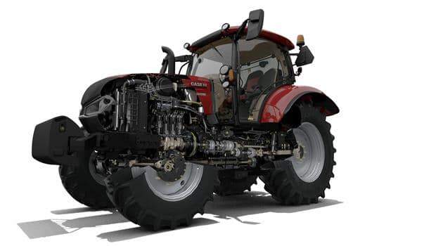 Maxxum® Series | Row Crop Multipurpose Tractors | Case IH