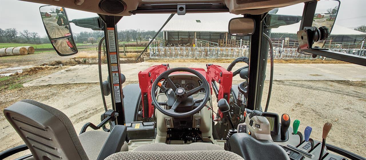 Maxxum® Series | Row Crop Multipurpose Tractors | Case IH
