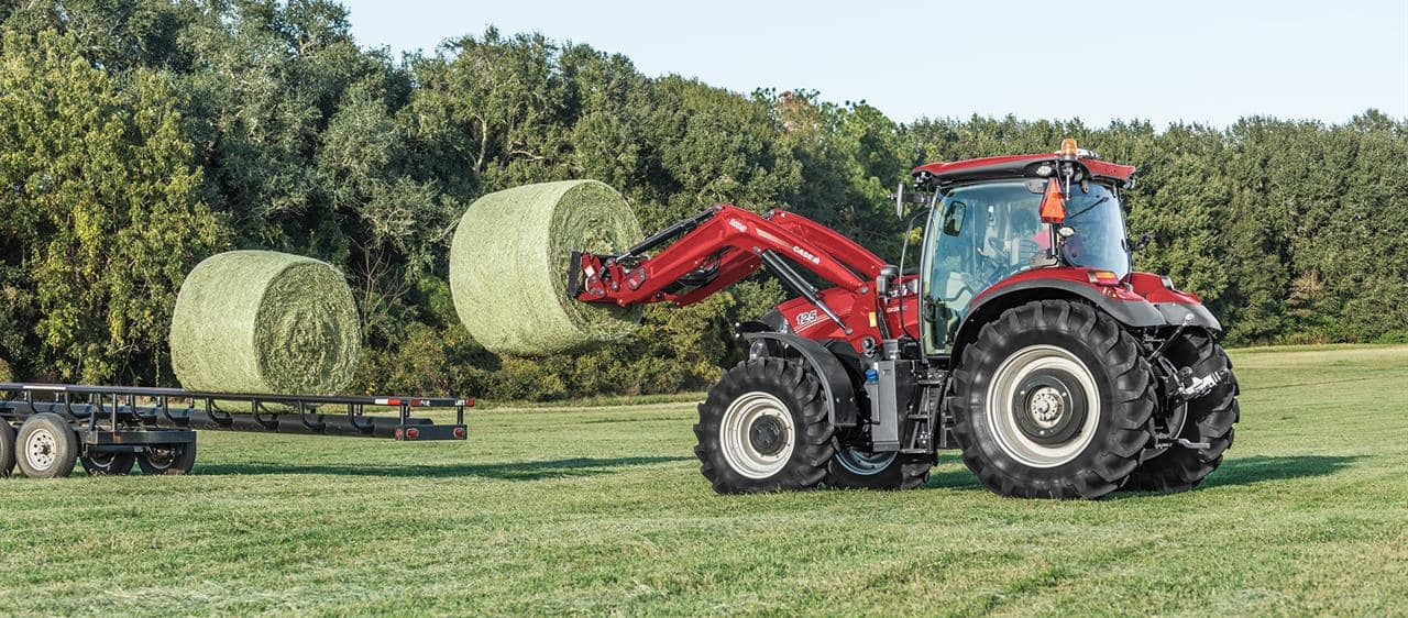 Maxxum: Loaders and Attachments