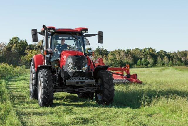 Maxxum 145 Row Crop Tractor Information | Case IH on