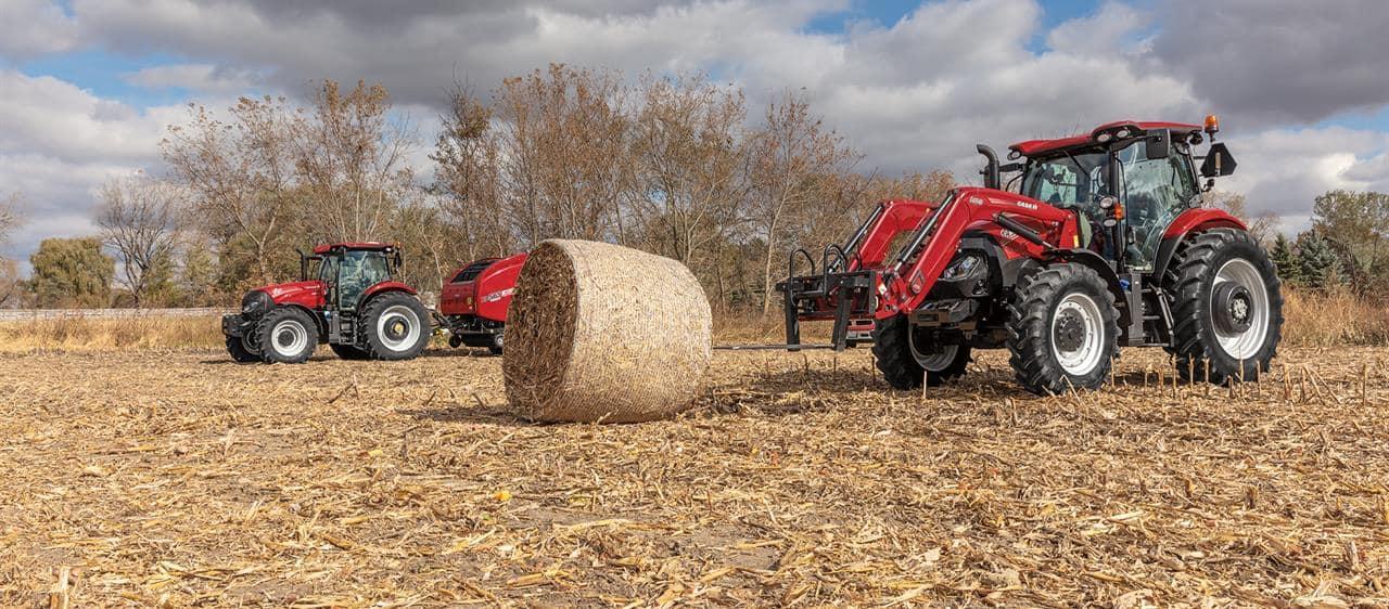 Maxxum® Series   Row Crop Multipurpose Tractors   Case IH