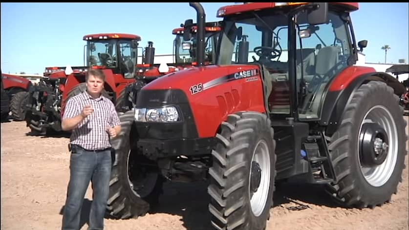 Case IH: New Maxxum tractors make US debut | What's new in Farming