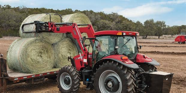 <b>450,000 Pounds</b> of Hay in a Day