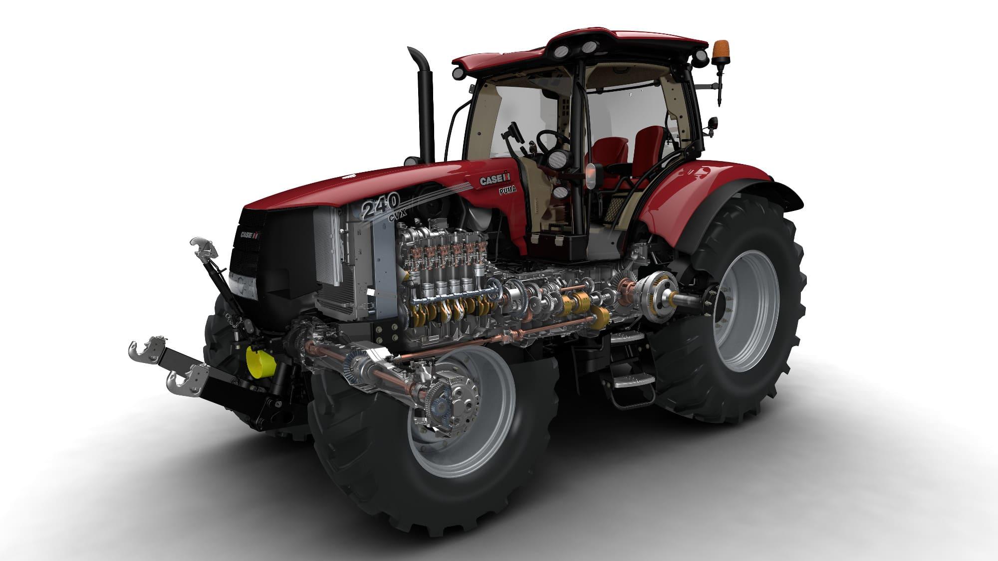 Magnum Tractor Transmission Diagram | Wiring Diagram on