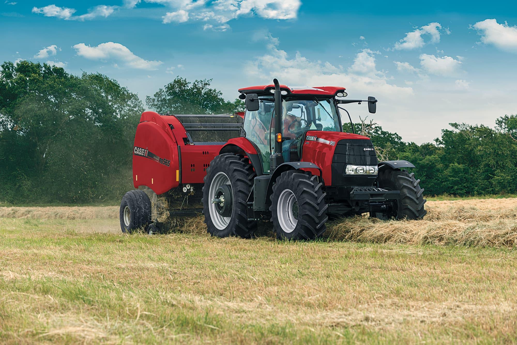 69e5393f89 Puma 150 | 4WD Row Crop Tractors | Case IH