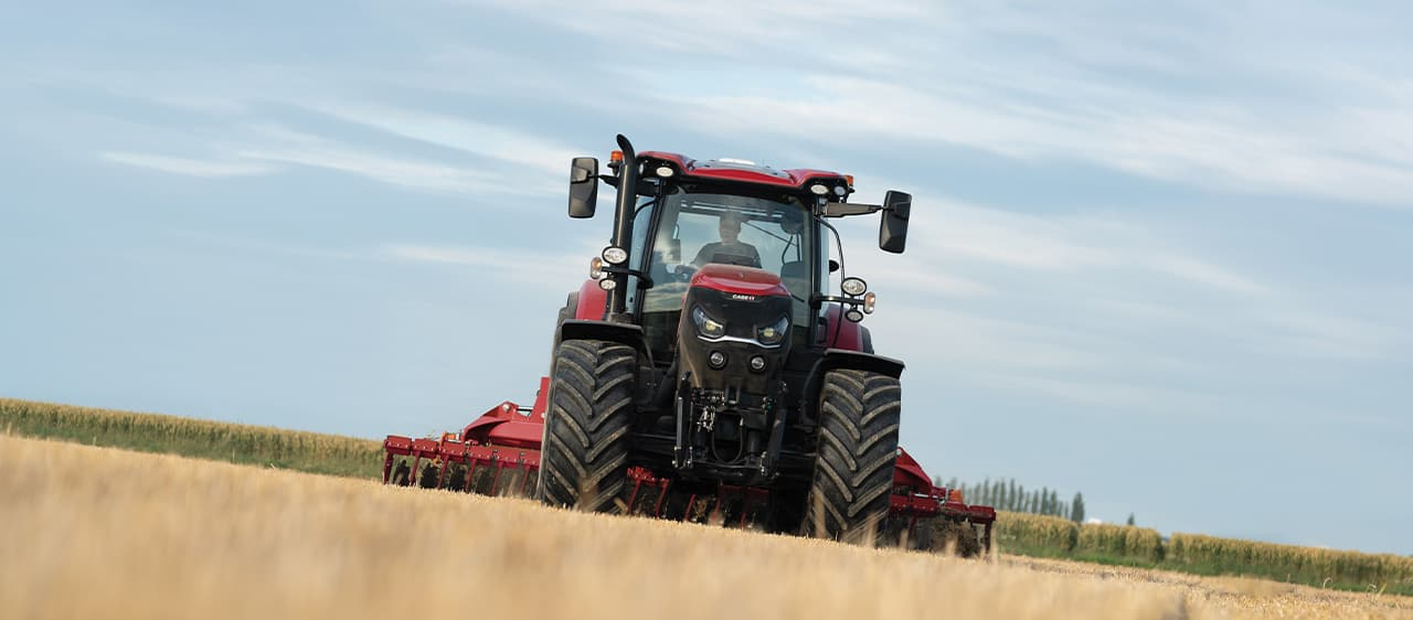 Power, Performance, and Productivity in a Mid-Size Tractor