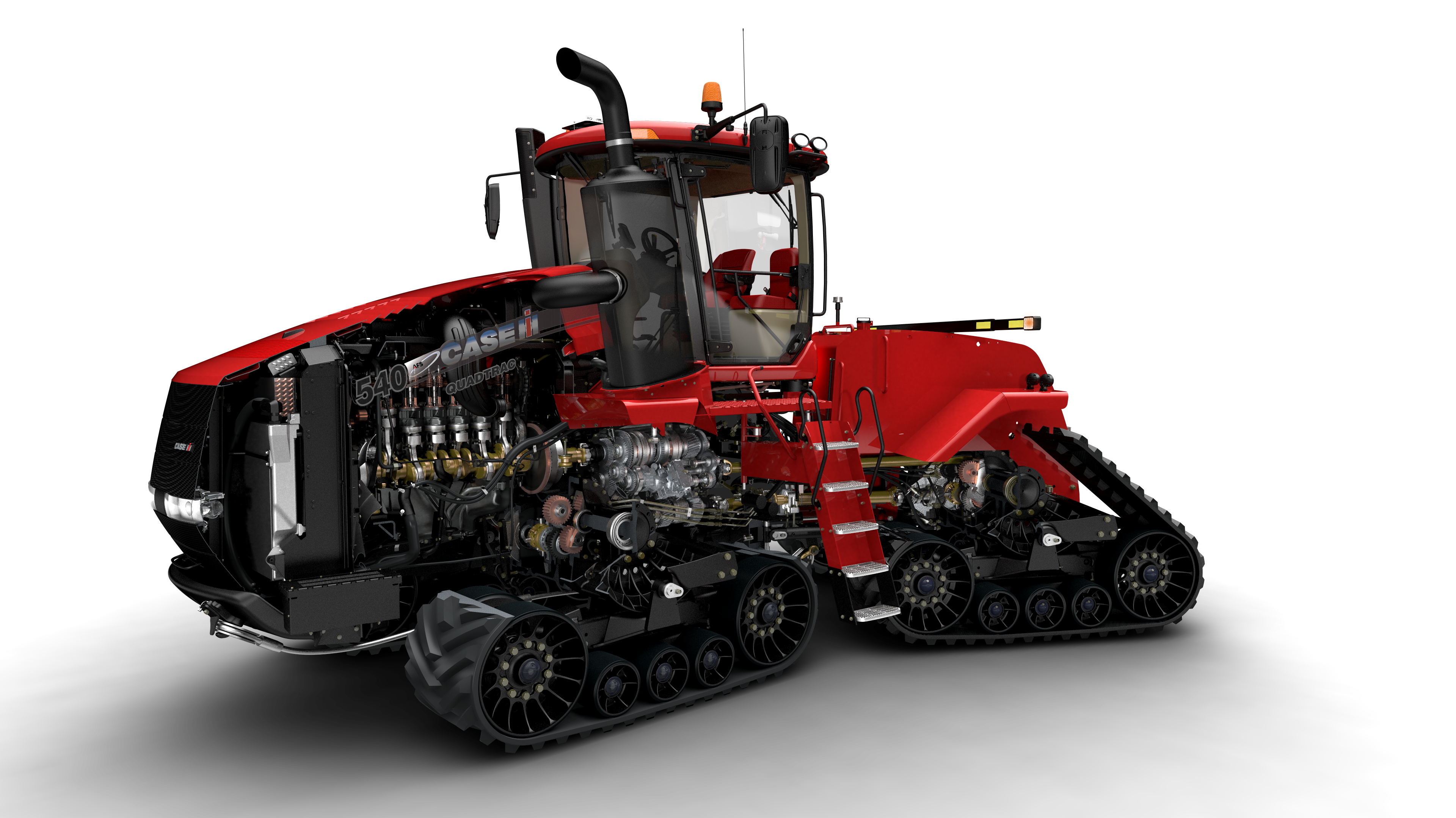 All About Steiger Series 4wd Row Crop Farming Tractors Case Ih Tractor Wiring 535 Quad Track Diagram 37