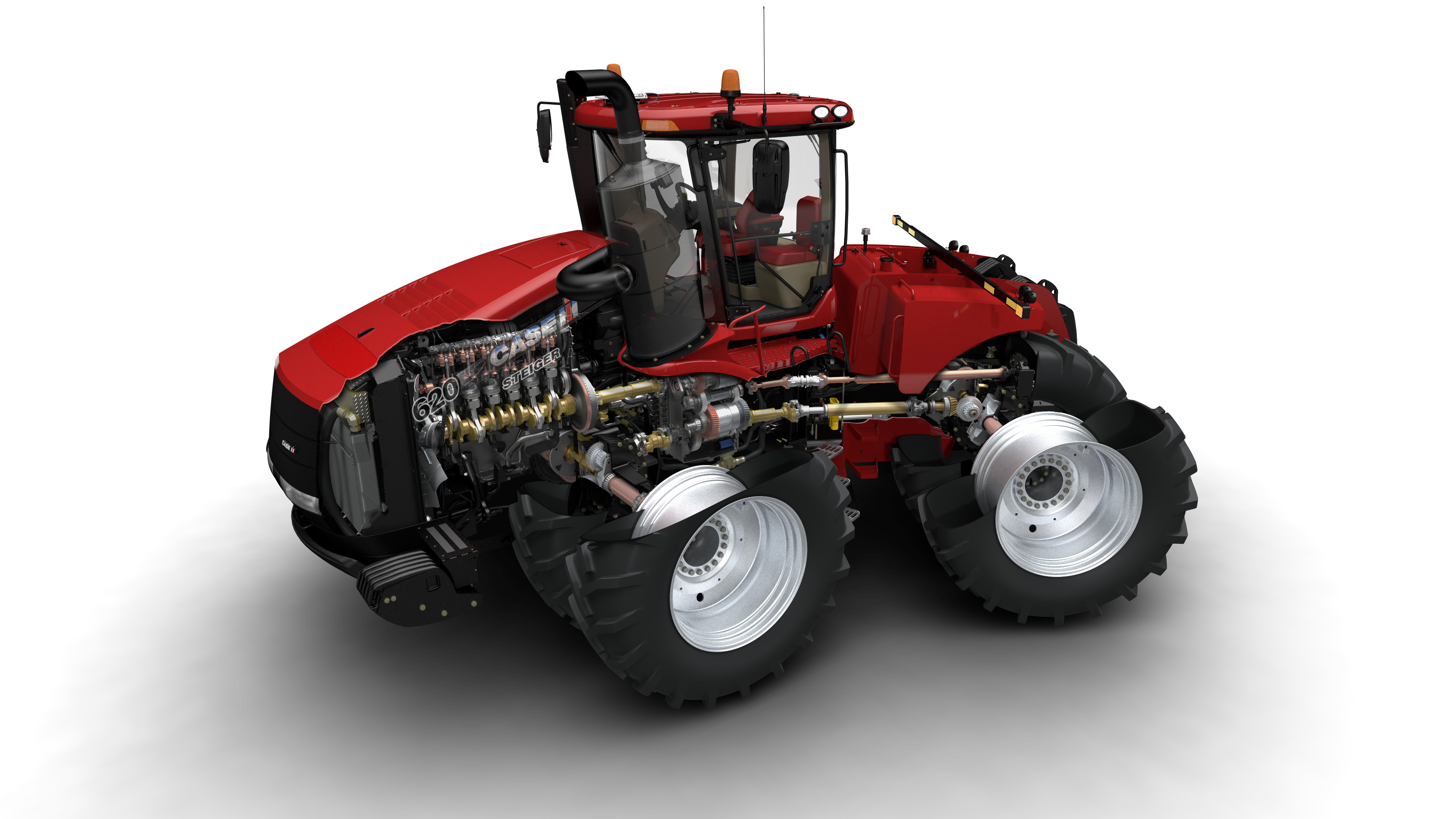 Steiger Series 4wd Row Crop Farming Tractors Case Ih Ford Diesel Tractor  Wiring Diagram Steiger Tractor Wiring Diagram