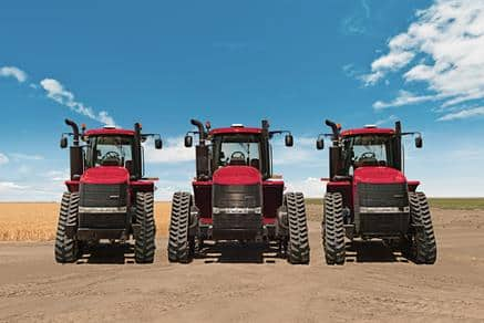 Whether you're farming 20, 22, 30 or 40 inch rows, Case IH now has row crop track widths and axle configurations to match  your needs.