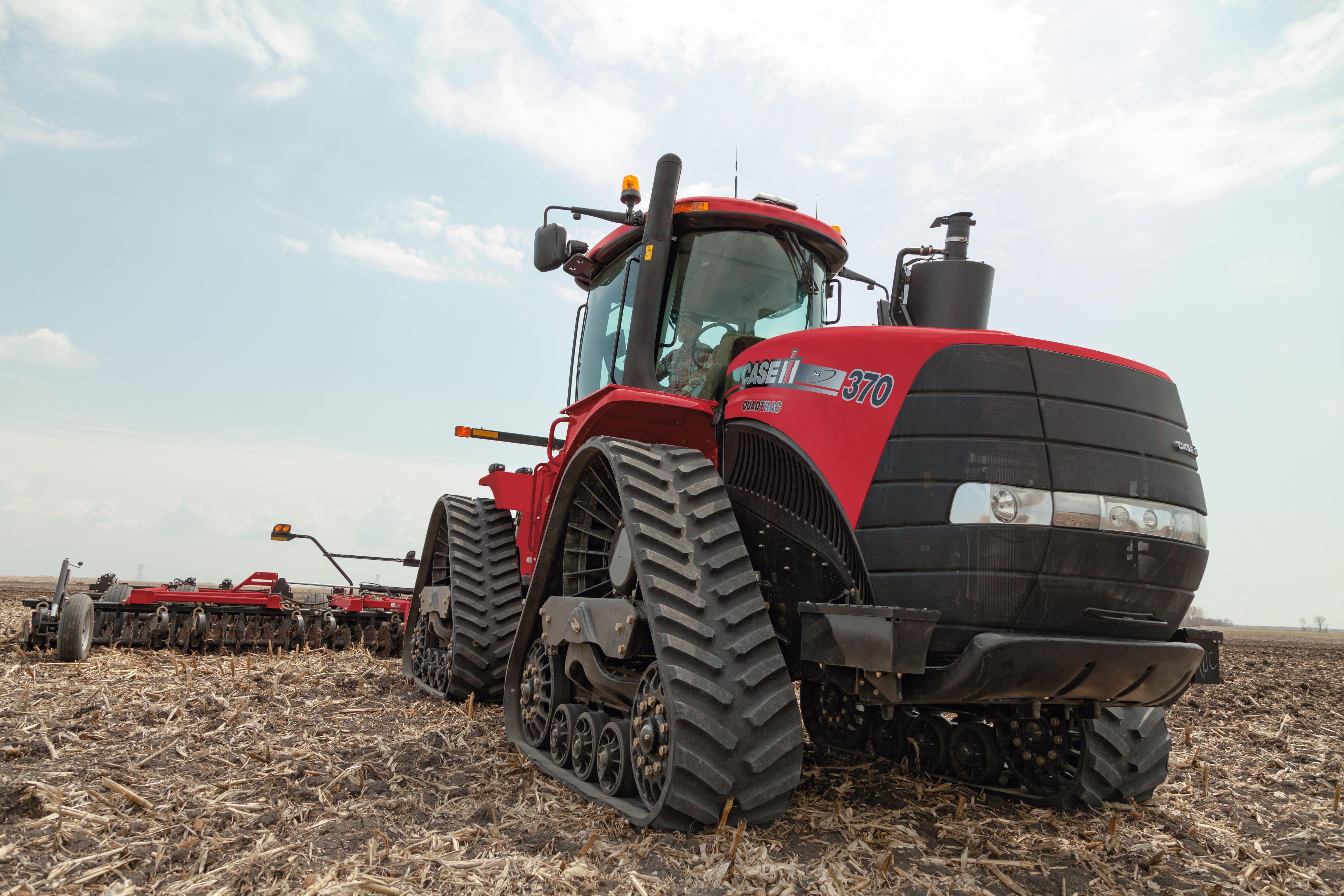 Steiger 370 High Horsepower Rowtrac Tractor Case Ih 350 Wiring Diagram