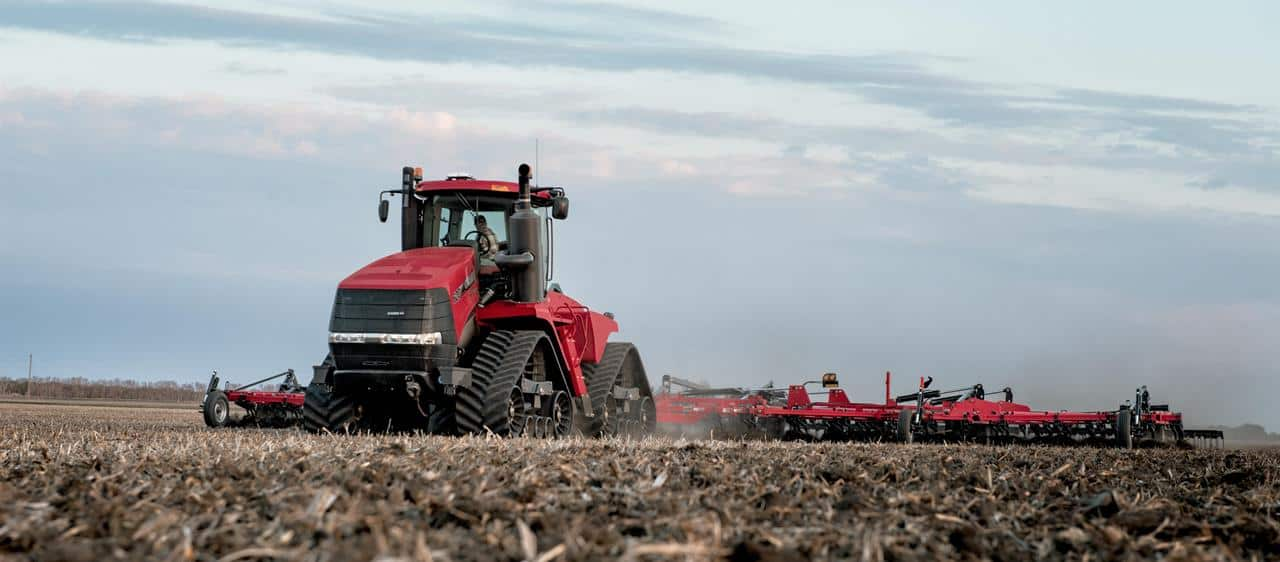 Steiger Series | 4WD Row Crop Farming Tractors | Case IH