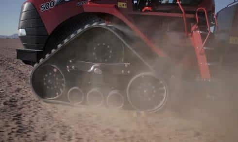 Case IH Steiger Tractor Leadership