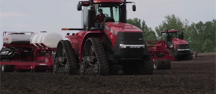 Case IH Rowtrac Tractors: Proof Positive That 4 Is Greater Than 2