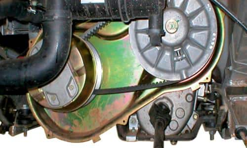 Wide Ratio CVT Transmission