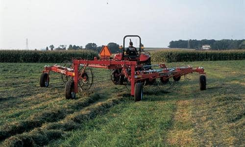 WR Series Wheel Rakes