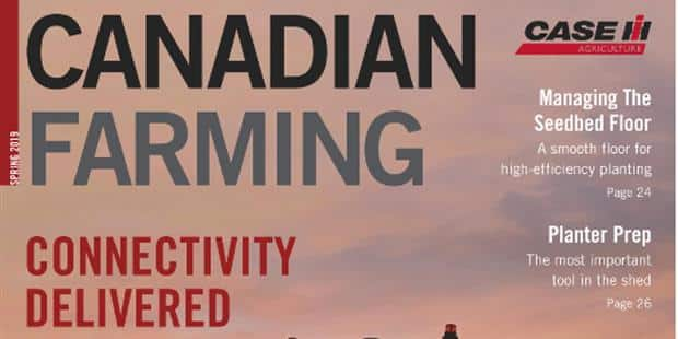 Canadian Farming Fall 2019