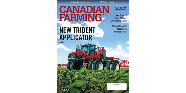 Canadian Farming Fall 2017