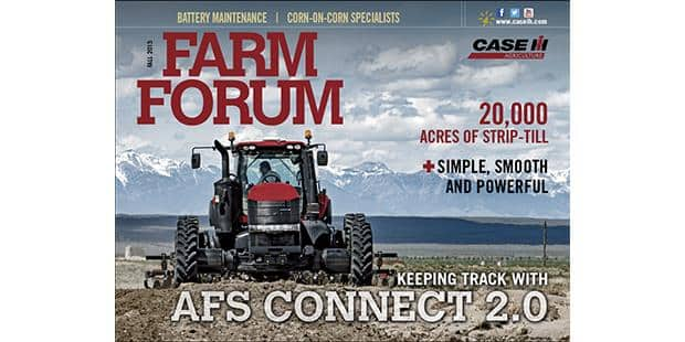 Farm Forum Fall 2015