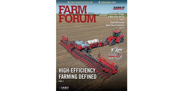 Farm Forum Winter 2017