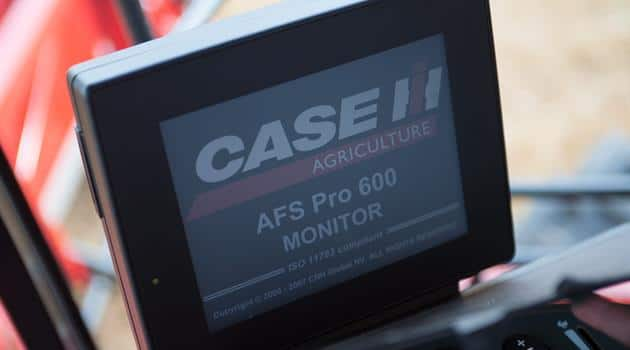 AFS Pro 600 Legacy Display & Support Documents | Case IH