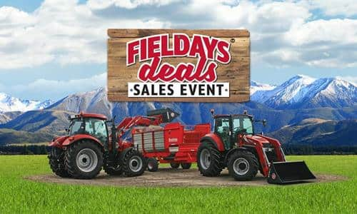 Fieldays Deals Sales Event