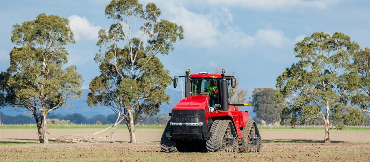 Three reasons to forward order your new Case IH tractor or combine