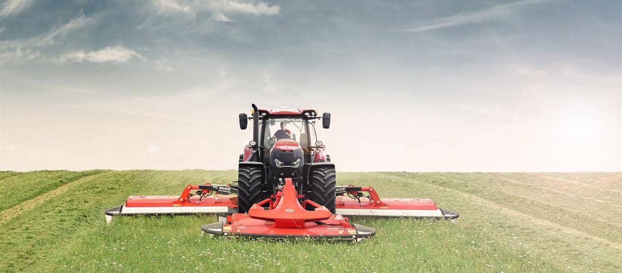 Case IH räumt ab – Vier Innovationspreise für Case IH Technologien