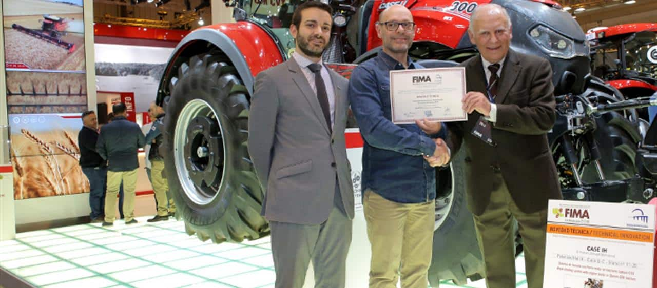 The Optum CVX receives the Technical Innovation Prize at FIMA 2016