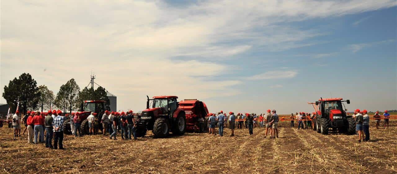 Over 100 salespeople take part in Case IH Training Camp in South Africa