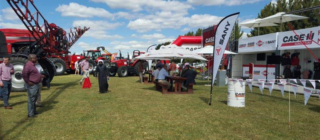 Case IH attracts big crowds at ADMA Agrishow 2016