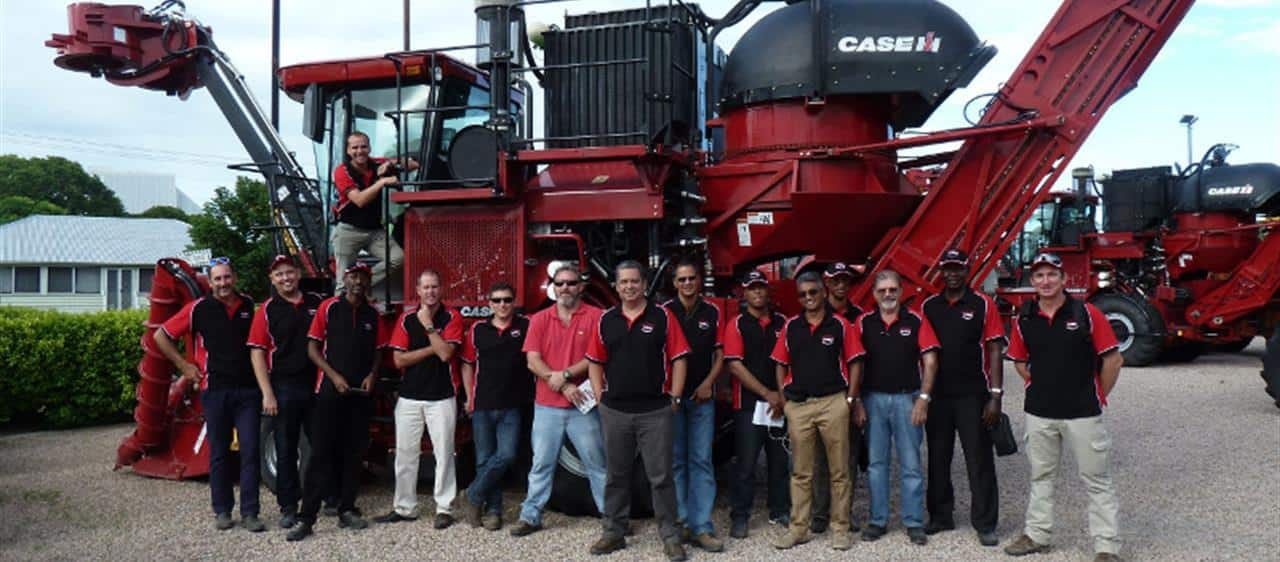 Case IH Sugar Camp 2016