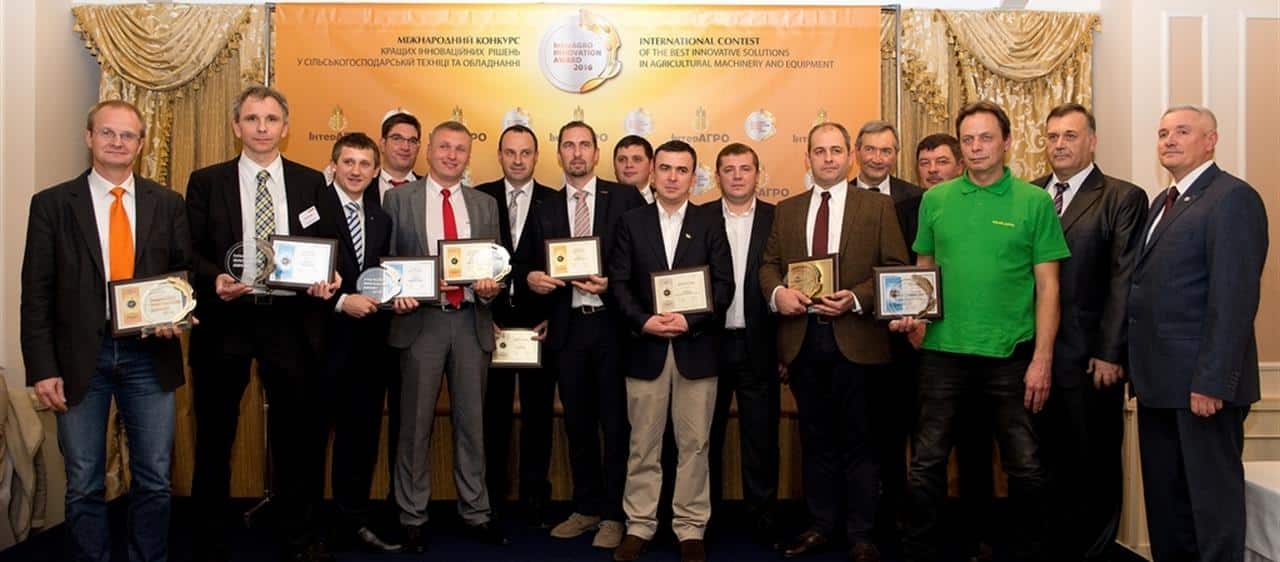 Здобутки Case IH на конкурсі InterAGRO Innovation Award 2016