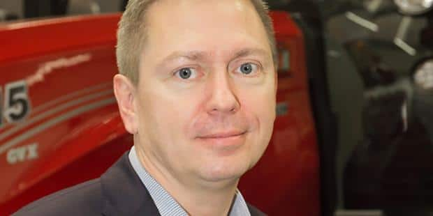 Case IH appoints Marketing Director for EMEA Region