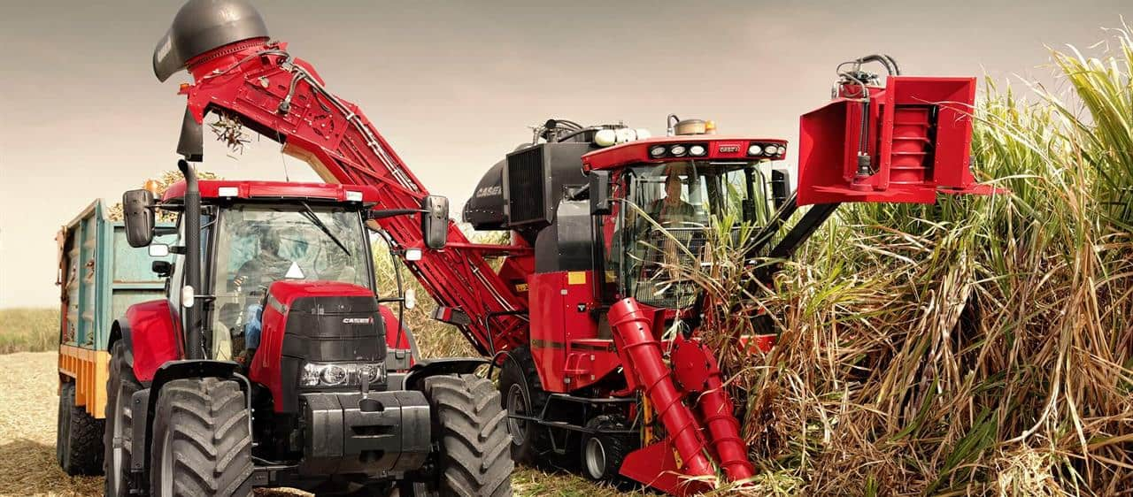 Case IH gives an insight into the modernization and mechanization of farming