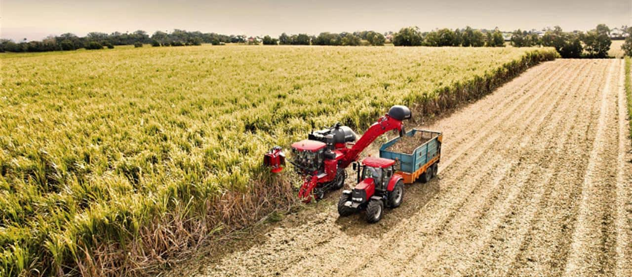 Case IH Sponsors and Participates in the 7th Africa Sugar Conference
