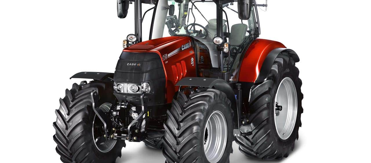 Special edition Puma CVX marks Case IH's 175th birthday